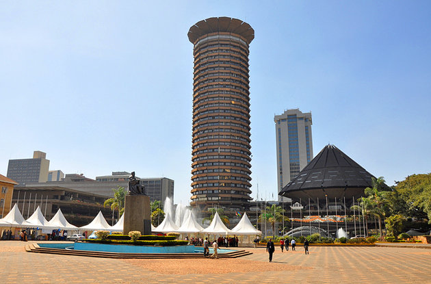 Nairobi City Day Tours