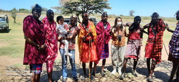 Maasai Mara Weekend Getaway